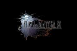 An image of the Final Fantasy XV logo after the gameplay video.