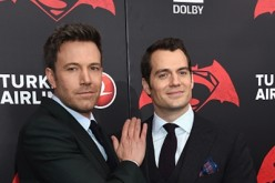 Ben Affleck and Henry Cavill attend the 'Batman V Superman: Dawn Of Justice' New York Premiere at Radio City Music Hall on March 20, 2016 in New York City.