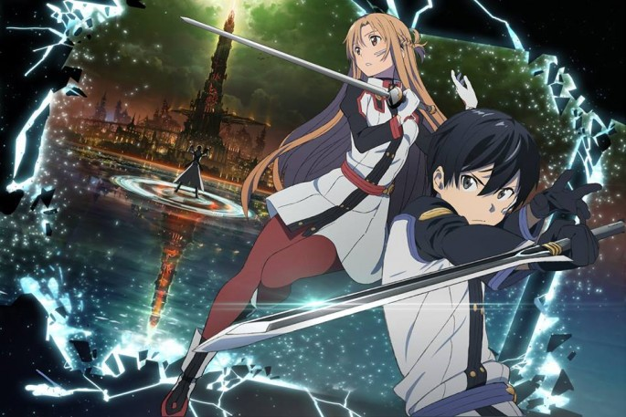 Sword art online ordinal scale us air date