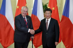Xi and his Czech counterpart, Milos Zeman, signed nine documents solidifying the partnership between both countries.