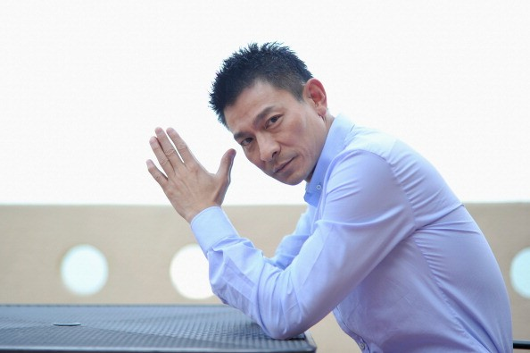 Actor Andy Lau poses at the 'A Simple Life' portrait session during 68th Venice Film Festival on September 7, 2011 in Venice, Italy.