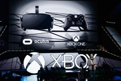 Microsoft corporate vice president, Kudo Tsunoda speaks about the Oculus and XBox One partnership during E3 2015.