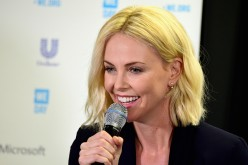 Charlize Theron talks about the perils of being beautiful.