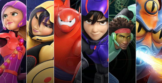 """Big Hero 6"" TV series is reportedly to be released in 2017, but the movie ""Big Hero 7"" may still not be available at that time."