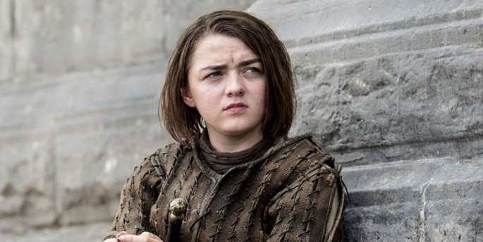Arya Stark Played By Maisie Williams Is Expected To Have Several Action Sequences In
