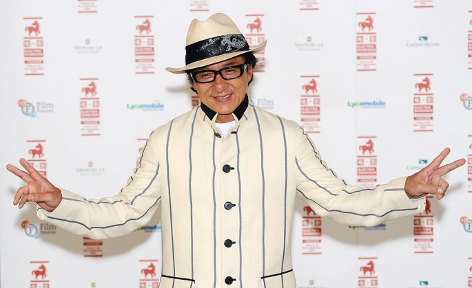 Jackie Chan, who became a household name in both Chinese cinema and Hollywood, used kung fu and movies to tell China's stories.