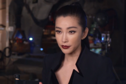 Li Bingbing in an interview for