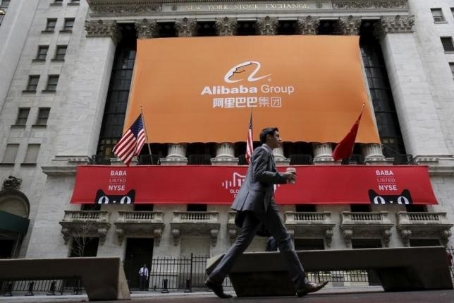 Alibaba is facing an investigation by U.S. regulators.