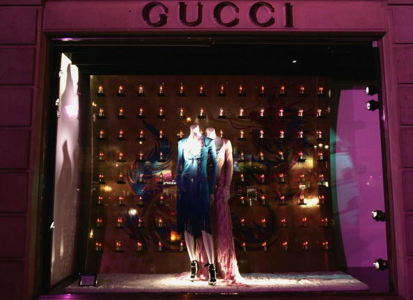 Gucci is one of the luxury brands claiming to be a victim of intellectual property right in China.