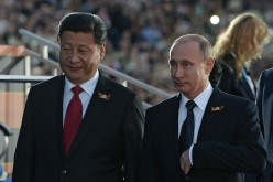 Russia is pushed toward deepening ties with China by pressure from the West.