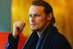 Sam Heughan plays the lead role of Jamie Fraser in Starz'
