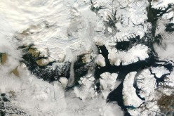 The so-called Northwest Passage, which runs from the Pacific to the Atlantic, can reshape global trade flows as more Arctic ice melts.
