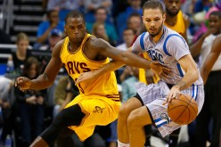 Dion Waiters and Evan Fournier