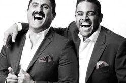 Mike Shouhed and Reza Farahan from