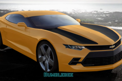 Possible new look of Bumblebee in