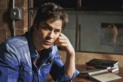 Ian Somerhalder plays the lead role of Damon Salvatore in
