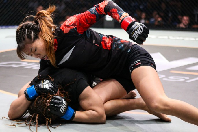 UNSTOPPABLE | Angela Lee is on the cusp of greatness in WMMA in Asia