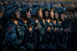 Chinese President Xi Jinping calls for the reduction in the number of soldiers in the PLA.