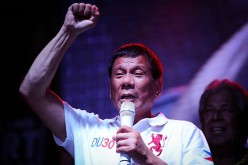 Philippine frontrunner Rodrigo Duterte is dubbed as